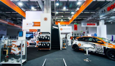 PSA Aftermarket na Salonie Automechanika we Frankfurcie